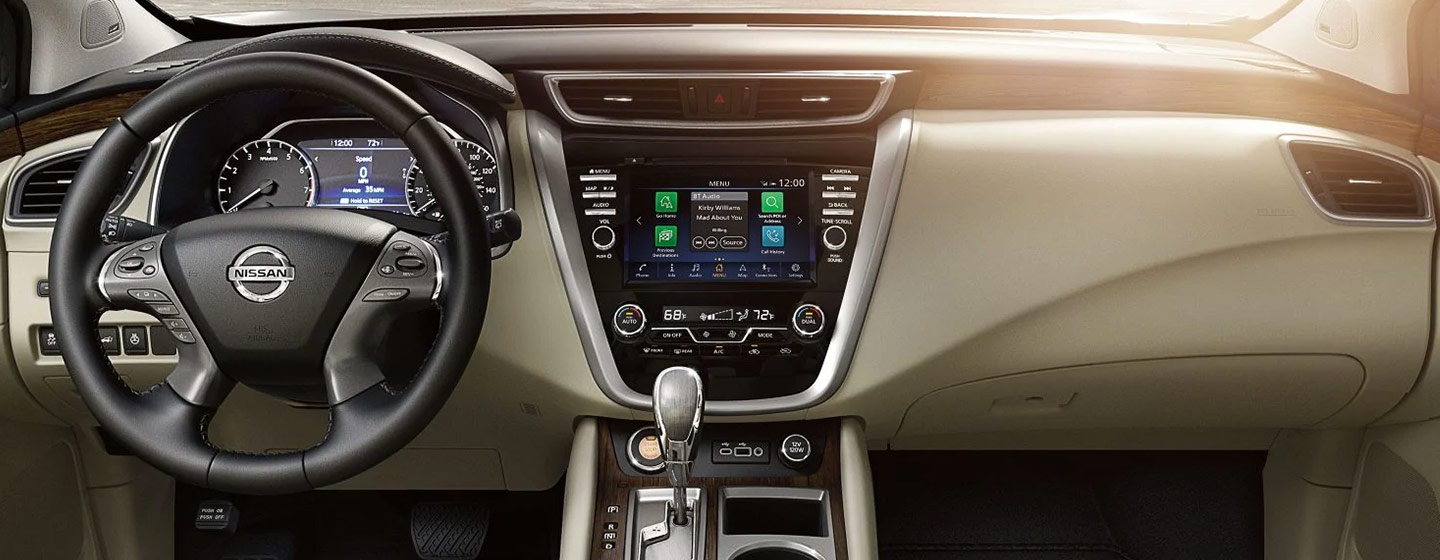 Learn how to use Apple CarPlay and Android Auto in the 2019 Nissan Murano at Bob Moore Nissan.