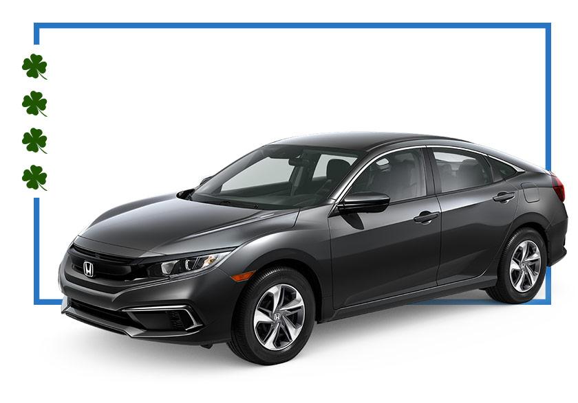 Honda Civic Lease Offers at South Motors Honda in Miami