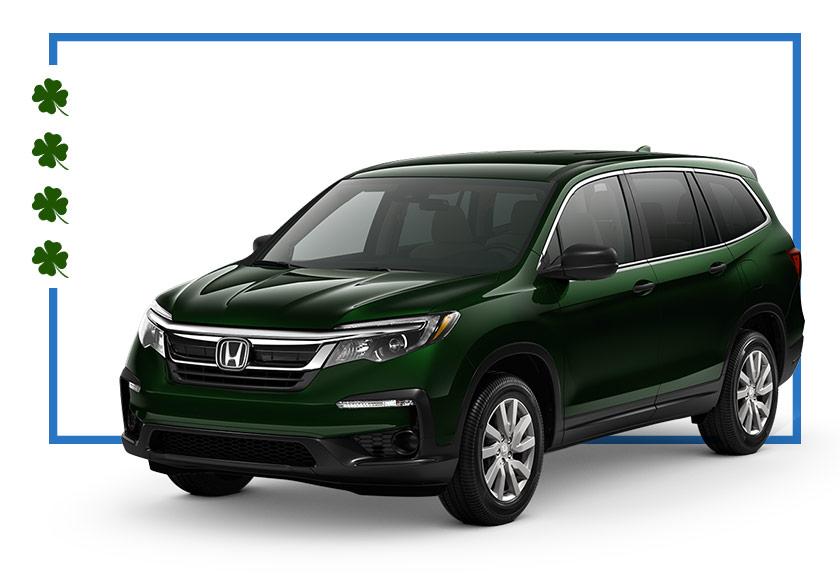 Honda Pilot Lease Offers at South Motors Honda in Miami