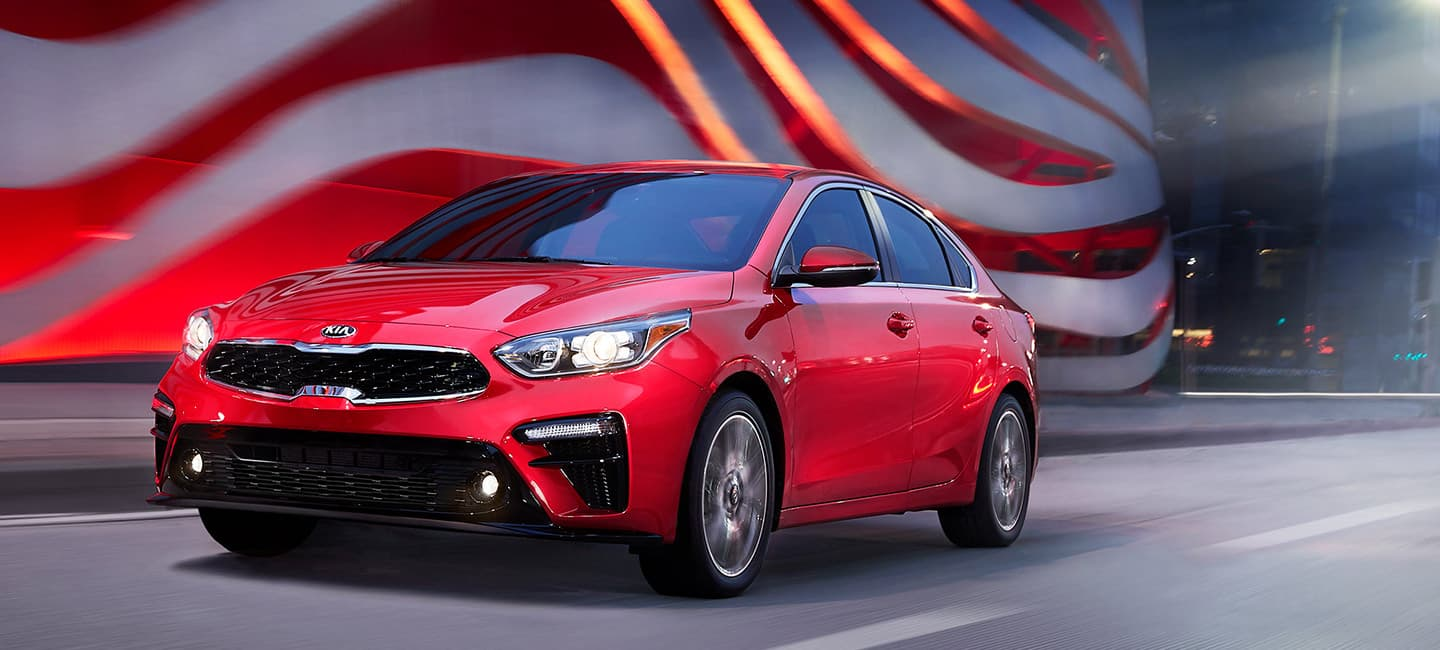 The 2019 Kia Forte is available at our Kia dealership in Oklahoma City, OK.