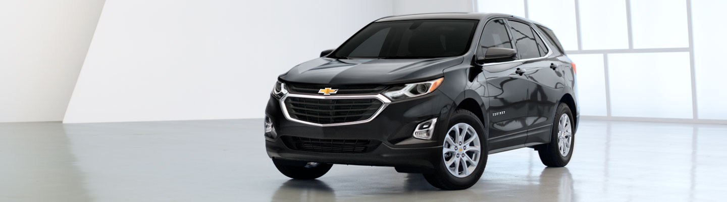 Picture of the 2020 Chevy Equinox at Spitzer Chevy North Canton Ohio