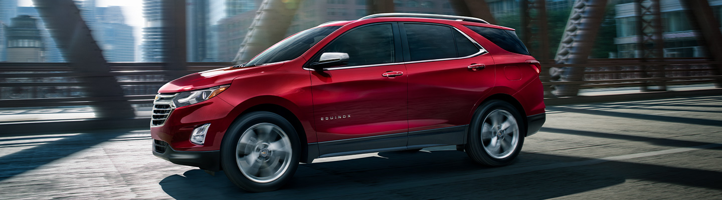 New 2020 Chevy Equinox for sale at Spitzer Chevy Northfield Ohio