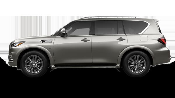 New 2019 INFINITI QX80 LUXE AWD