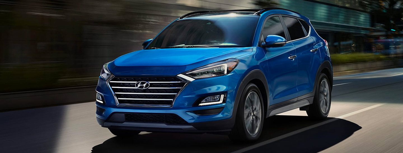 2019 Hyundai Tucson Specs & Features | Wright Hyundai