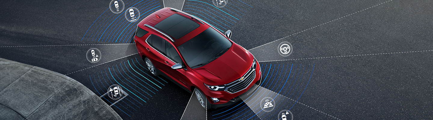 2020 Chevy Equinox at Spitzer Chevy North Canton Ohio.