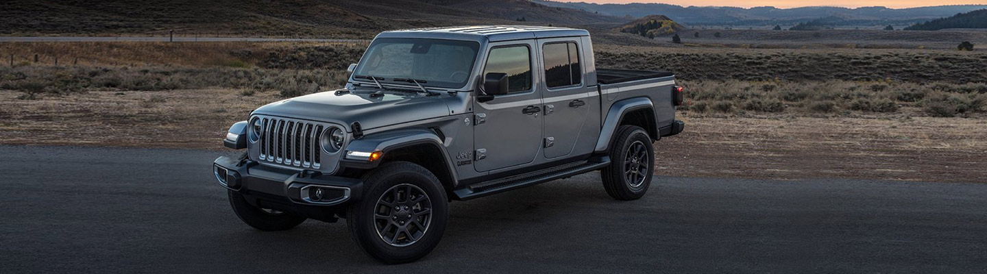 2020 Jeep Gladiator for sale at Spitzer Jeep dealer in Homestead FL.