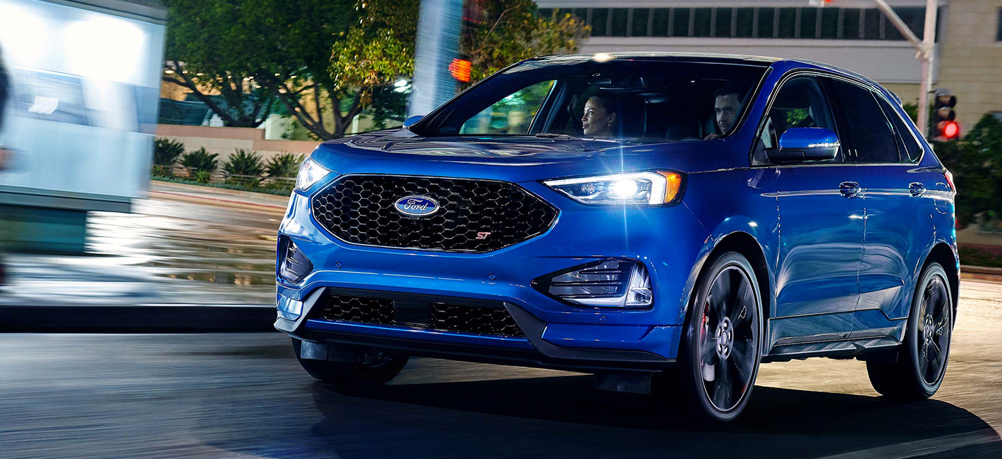 The 2019 Ford Edge is available at our Ford dealership in Oklahoma City, OK.