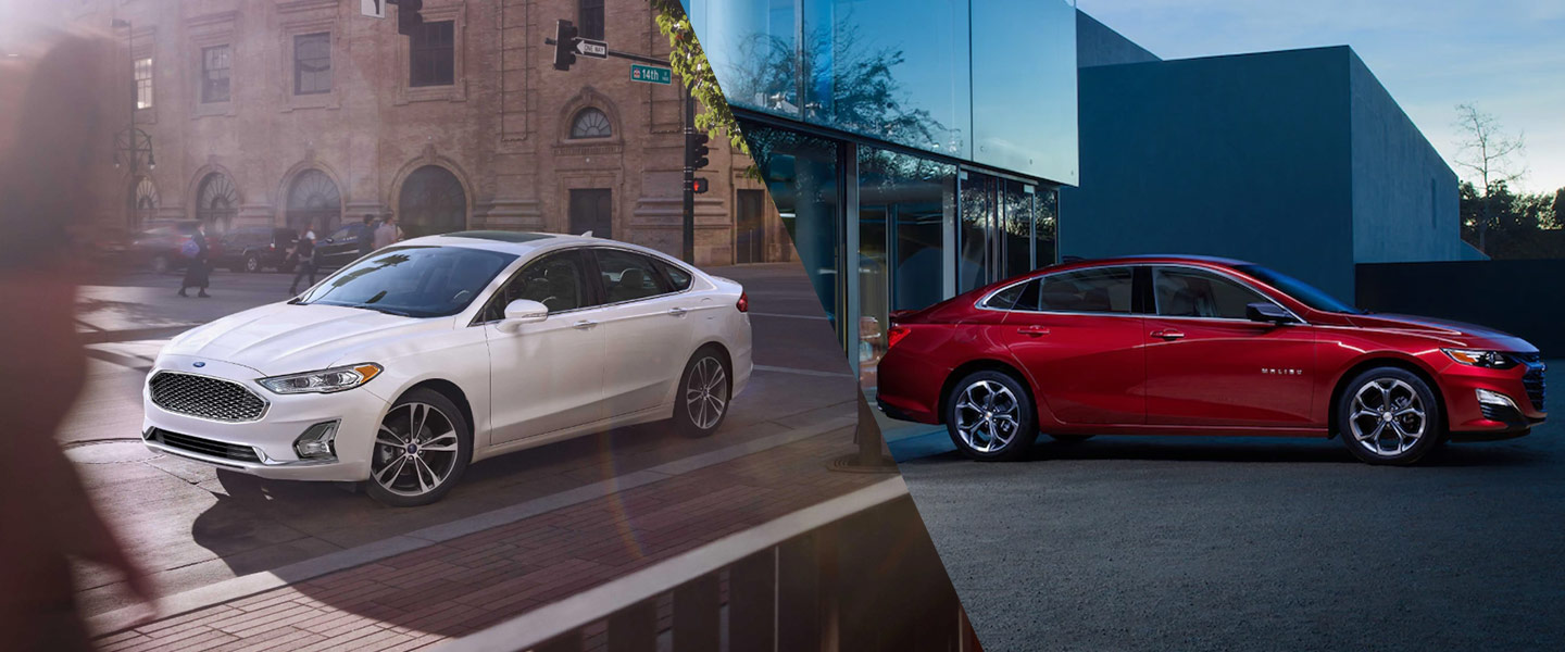 The 2019 Ford Fusion is available at our Ford dealership in Scranton, PA.