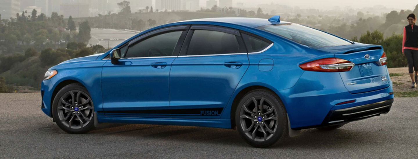 2019 Ford Fusion - available at our Ford dealership near Pittston, PA.