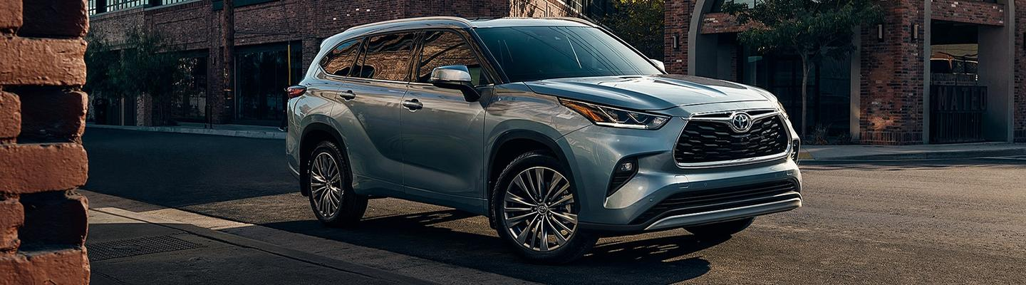 2020 Toyota Highlander for sale at Toyota of Tampa Bay