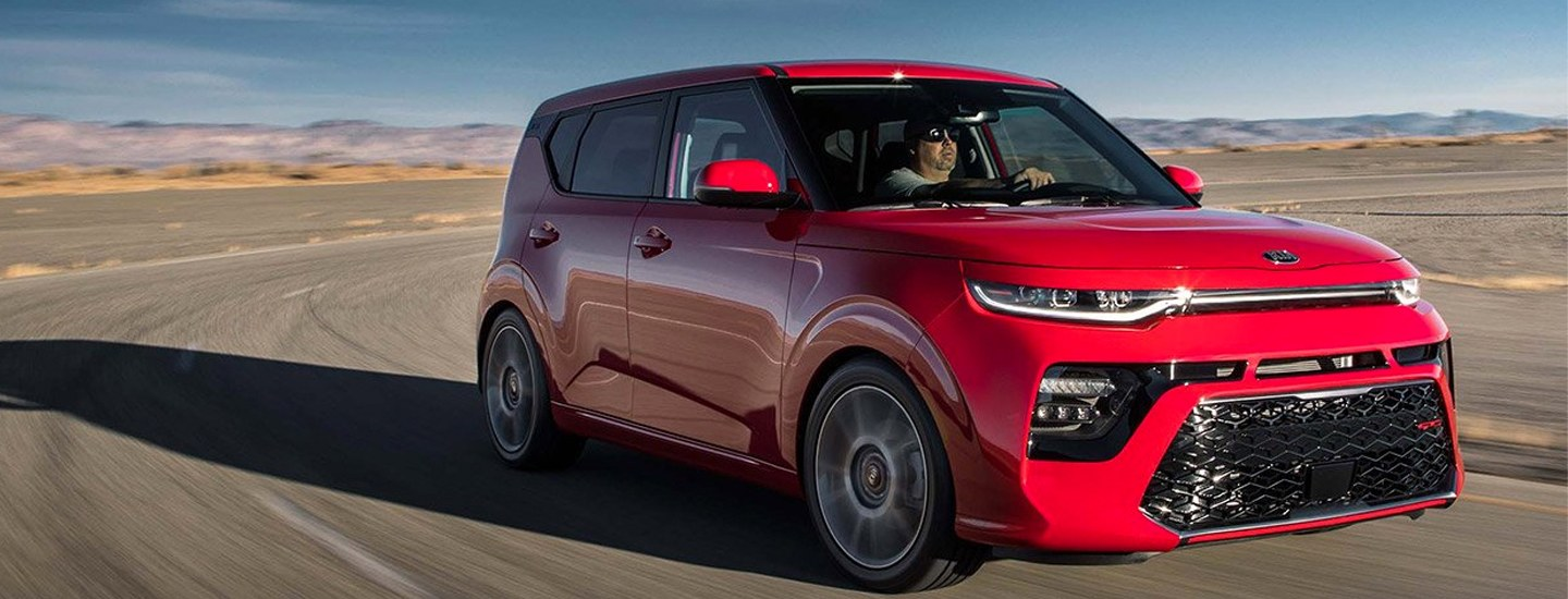 The 2020 KIA soul is available at our KIA dealership in Mansfield, Ohio.