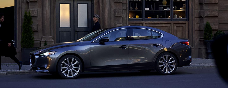Mazda3 Exterior - Profile