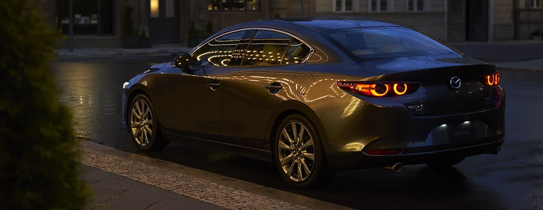 Mazda3 Exterior - Rear View