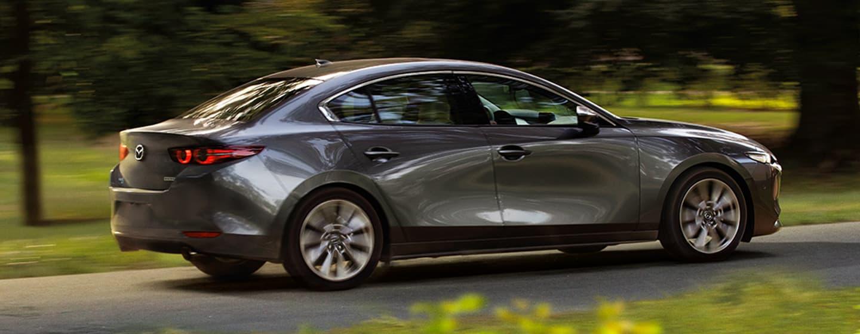 Mazda3 Exterior - In Motion
