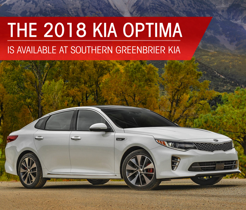 2018 Kia Optima Comparison