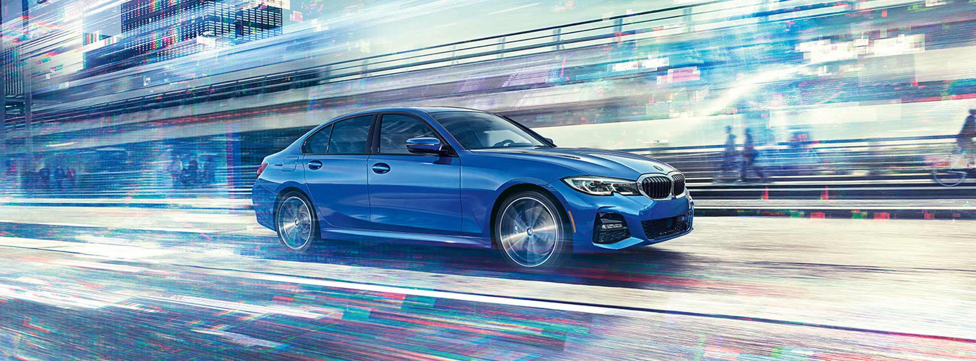 The 2019 BMW 3 Series is available at our BMW dealer