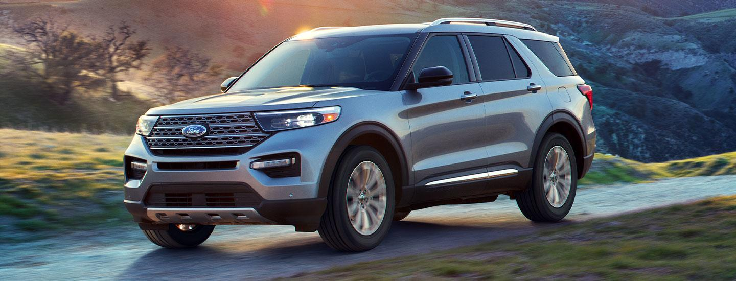 New 2020 Ford Explorer for sale at Marlow Ford Luray Virginia.