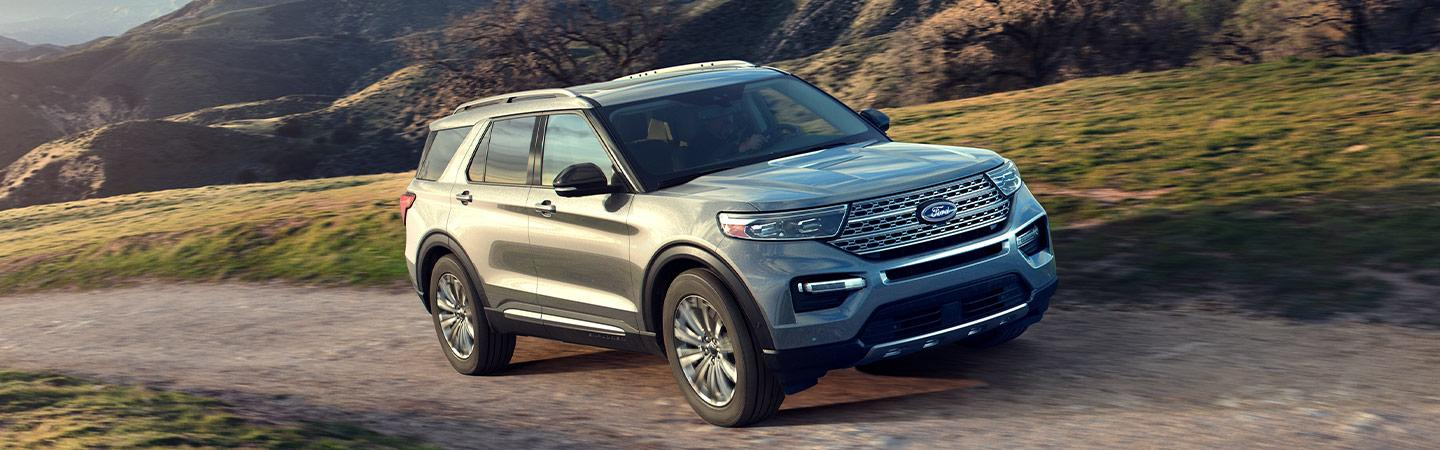 2020 Ford Explorer available at Marlow Ford in Luray VA.
