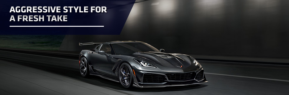 Discover The 2019 Chevrolet Corvette | Blossom Chevrolet in