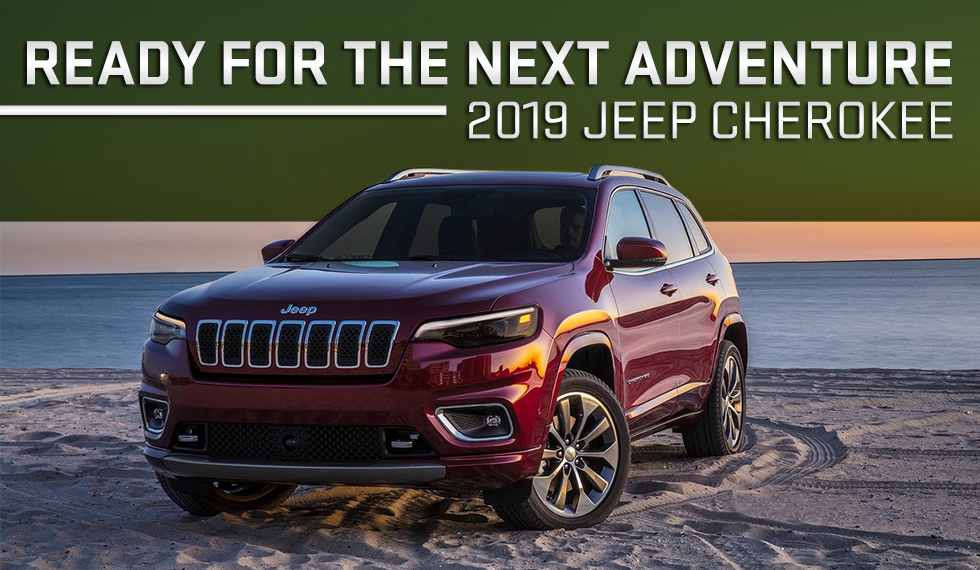 Perfect The 2019 Jeep Cherokee In OKC Vs. The Ford Escape