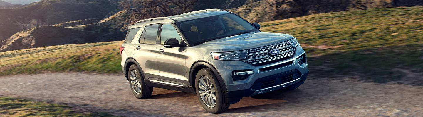 2020 Ford Explorer available at Marlow Ford in Luray Virginia