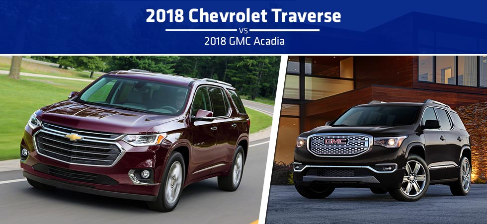 Traverse Vs Acadia >> Blossom Chevrolet Is A Indianapolis Chevrolet Dealer And A New Car