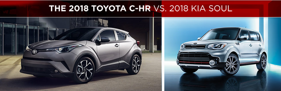 The 2018 Toyota C-HR is available at Rivertown Toyota in Columbus, GA
