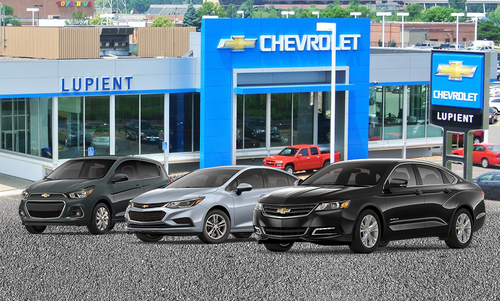 Lupient Chevrolet Is A Top Chevrolet Dealer Near Minneapolis, MN