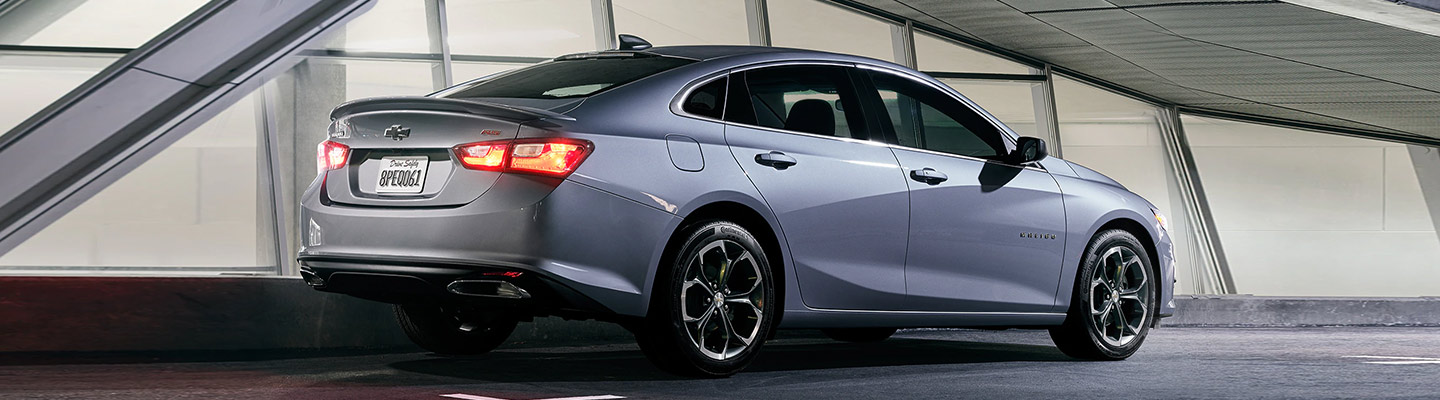 2020 Chevy Malibu for sale at Spitzer Chevy North Canton
