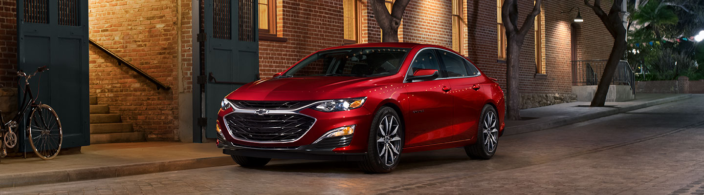 New 2020 Chevy Malibu for sale at Spitzer Chevy Northfield Ohio