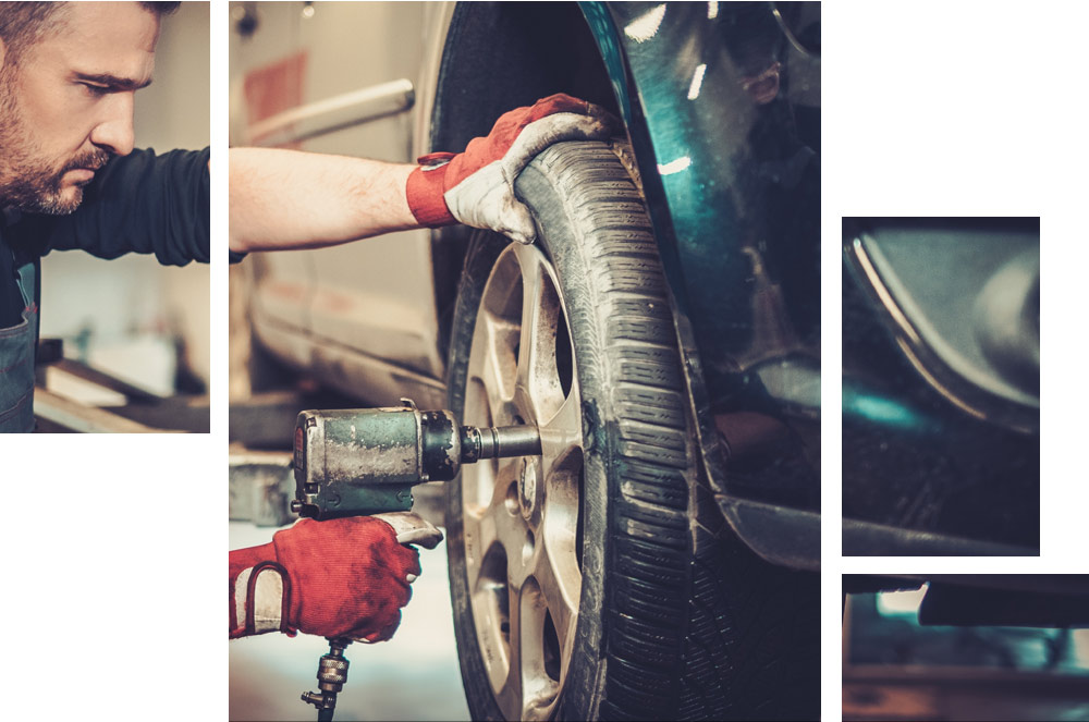 Tire Service And Replacement At Your Local Mitsubishi Dealer In Tampa