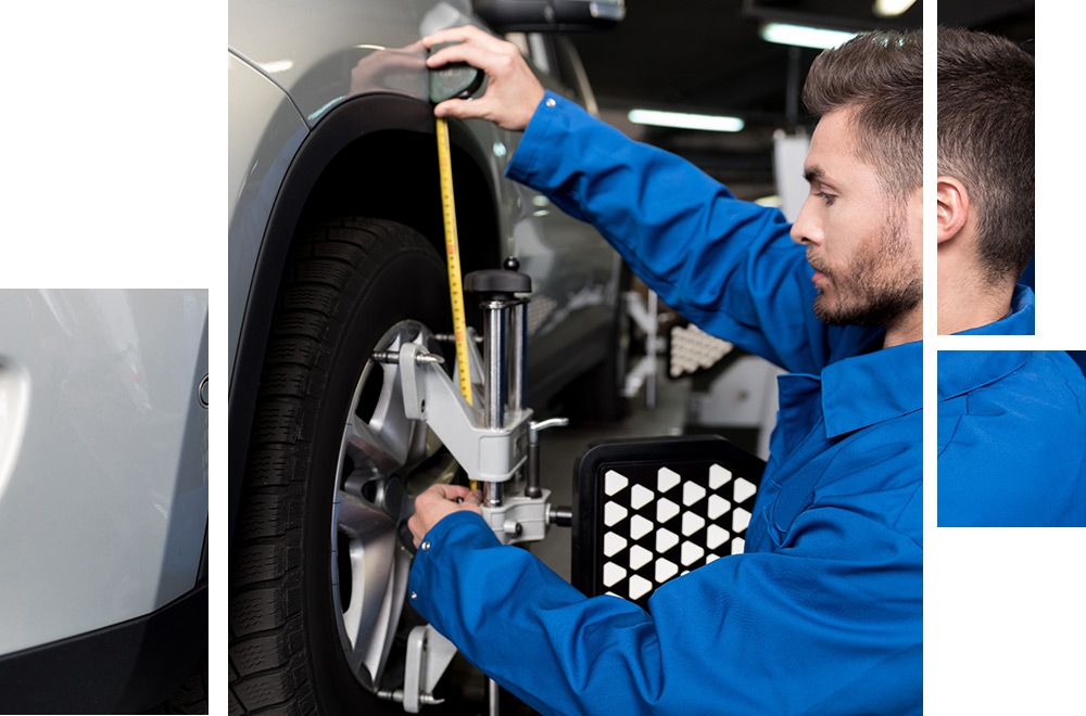 INFINITI Wheel and Tire Alignment Service at your preferred INFINITI Dealer in Oklahoma City, OK