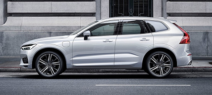 2019 Volvo XC60 T5 Momentum, $469 per month, $4,219 due at signing