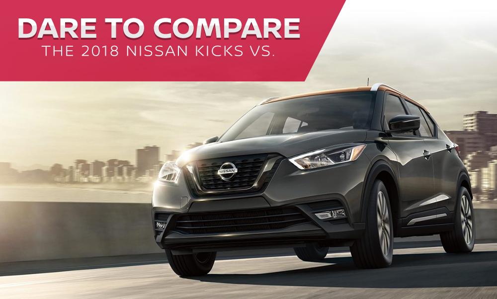 Compare The Nissan Kicks