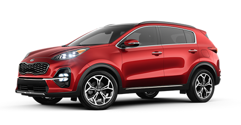 Kia Sportage SX Turbo AWD