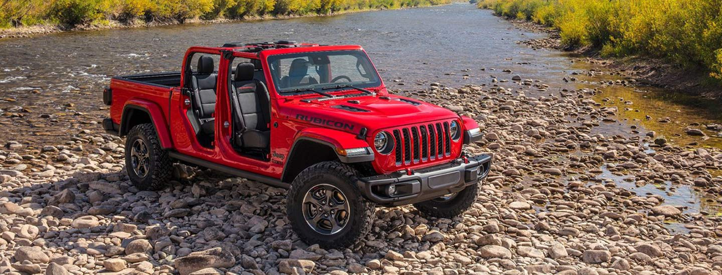 2020 Jeep Gladiator in Naples, FL