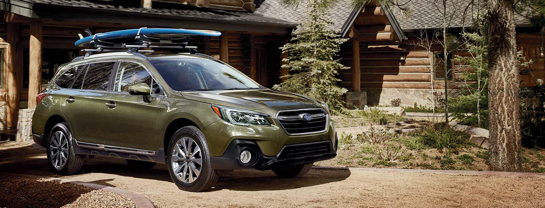 2019 Subaru Outback Vs Toyota Rav4 Columbus Car Dealership
