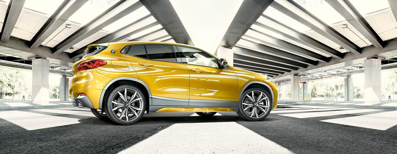 2019 BMW X2 - Exterior Profile