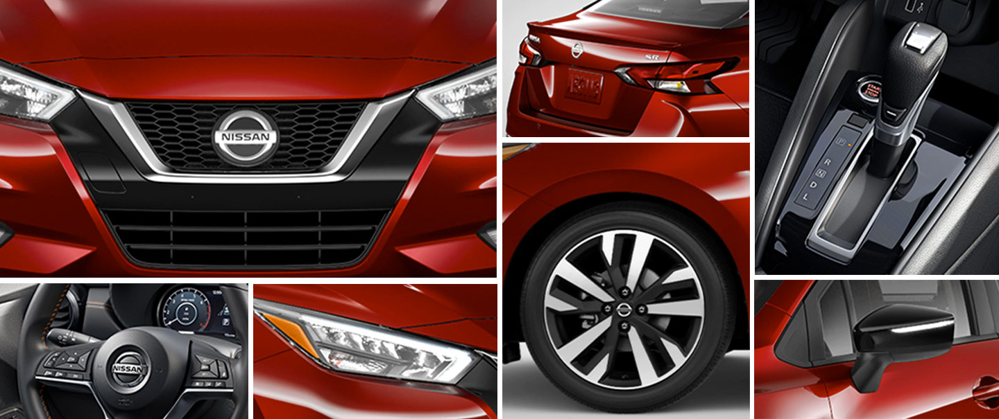 Versa SR- REV Up The Style Inside and Out