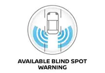 Available Blind Spot Warning