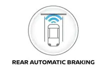 Rear Automatic Braking