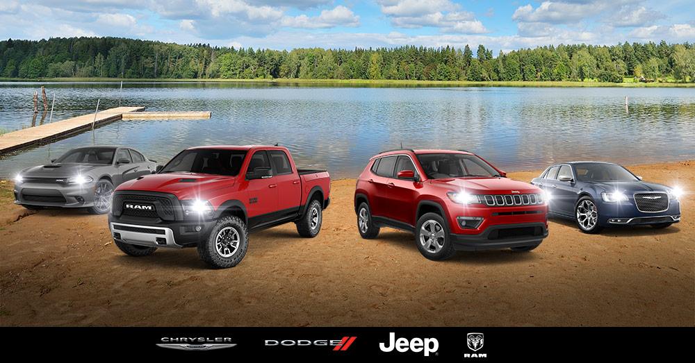 The Lake City Chrysler Dodge Jeep Ram Advantage Lake City Cdjr