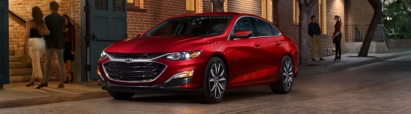 2020 Chevy Malibu for sale at Spitzer Chevy Amherst Ohio