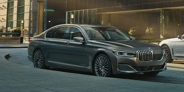 BMW 7 Series Design