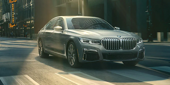 BMW 7 Series Performance