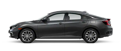 New Honda Civic at Honda of Gainesville