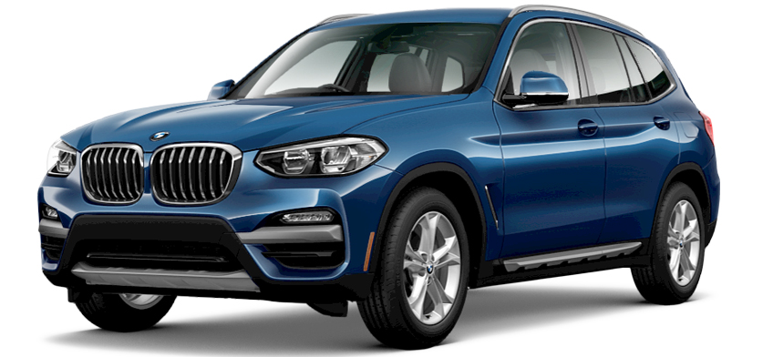 2018 BMW X3 xDRIVE30i at BMW of Columbia in Columbia, SC
