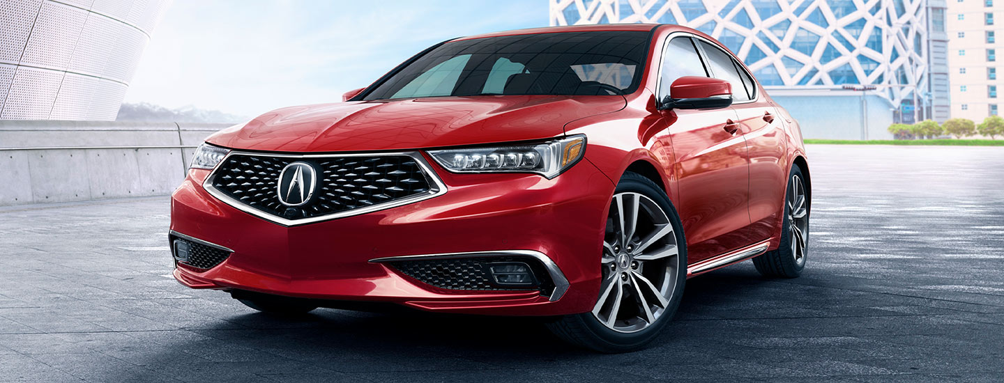 2020 Acura TLX for sale at Spitzer Acura McMurray.