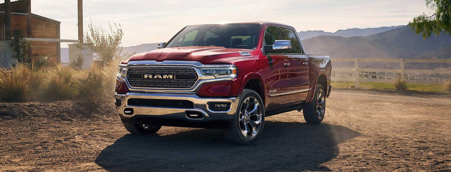 New Ram 1500 for sale at Spitzer Ram dealership in Homestead