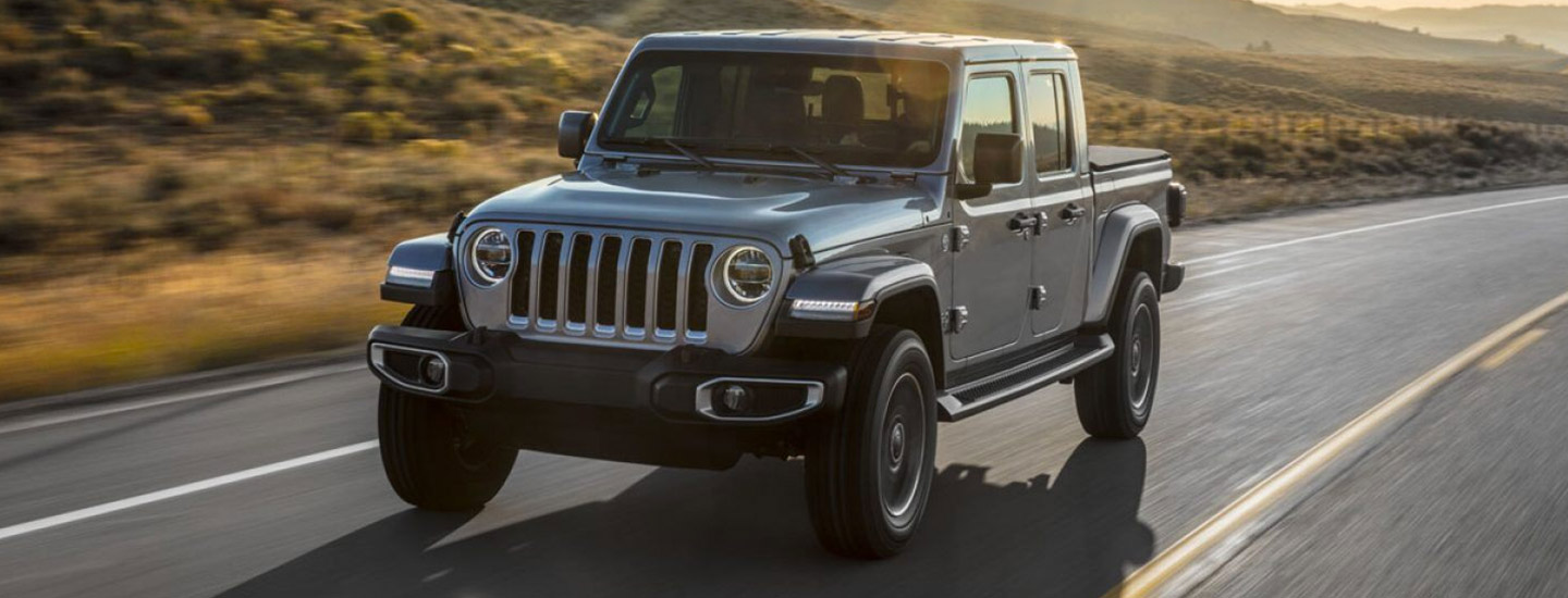2020 Jeep Gladiator for sale at Marlow Motor in Front Royal VA.